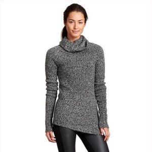 ATHLETA Brindle Asymmetric Sweater xxs